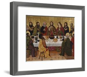 The Last Supper by The Perea Master