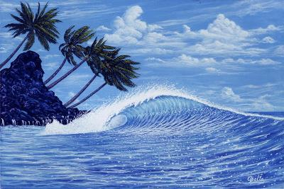 The Perfect Wave-Apollo-Giclee Print