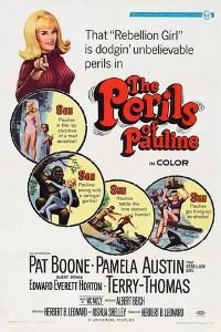 The Perils of Pauline, Pamela Austin, 1967