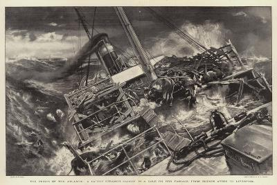 The Perils of the Atlantic-William Small-Giclee Print