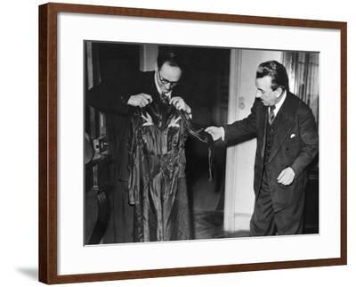 The Petiot Affair, C.1944--Framed Photographic Print