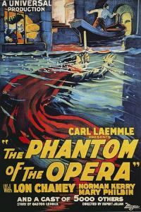 The Phantom of the Opera Movie Lon Chaney 1925