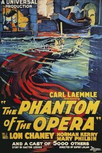 The Phantom of the Opera Movie Lon Chaney 1925
