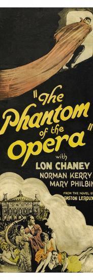 The Phantom of the Opera--Art Print