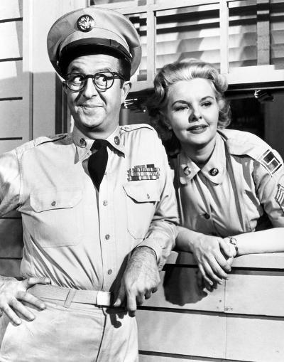 The Phil Silvers Show--Photo