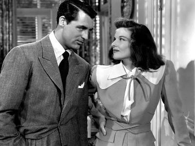 The Philadelphia Story, Cary Grant, Katharine Hepburn, 1940--Photo