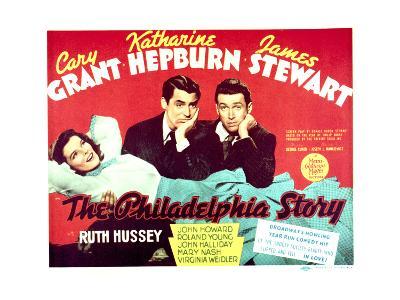 The Philadelphia Story - Lobby Card Reproduction--Art Print