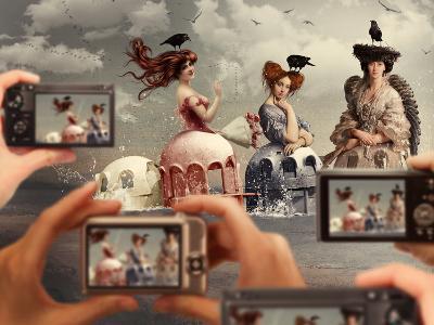The Photo School-Kinga Britschgi-Photographic Print