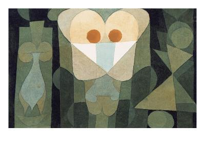The Physiognomy of a Bloodcell; Physiognomie Einer Blute-Paul Klee-Giclee Print