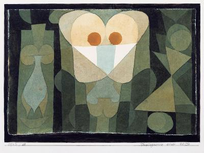 The Physiognomy of a Blossom, 1922-Paul Klee-Giclee Print