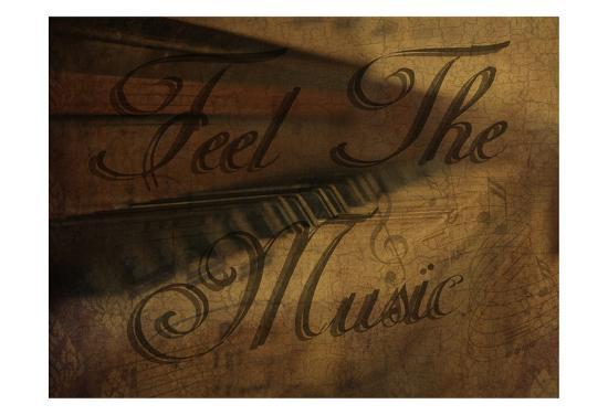 The Pianist-Sheldon Lewis-Art Print