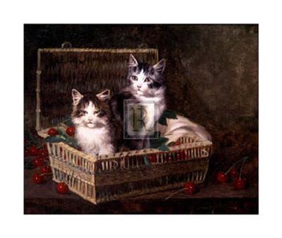 The Pick of the Basket-Jules Leroy-Art Print