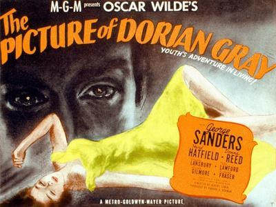 The Picture of Dorian Gray, 1945--Photo