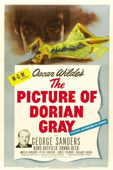 The Picture of Dorian Gray 1945--Giclee Print