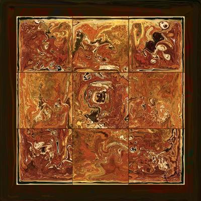 The Pieces-Rabi Khan-Art Print