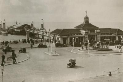The Pier, Bournemouth, C1930S--Giclee Print