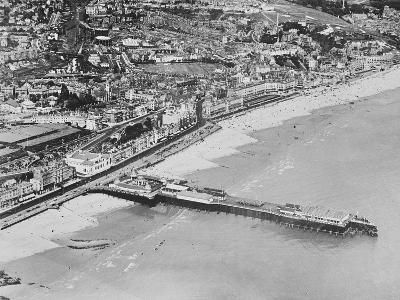 The Pier, Hastings, C.1925--Photographic Print