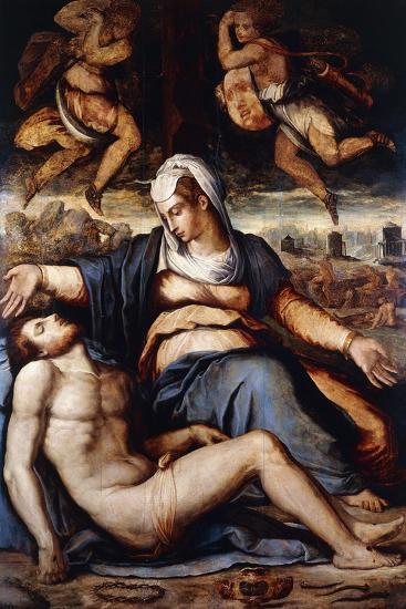 The Pieta, C.1542-Giorgio Vasari-Giclee Print