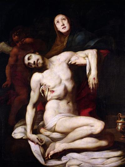 The Pieta-Daniele Crespi-Giclee Print