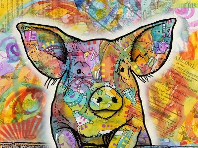 The Pig-Dean Russo-Giclee Print