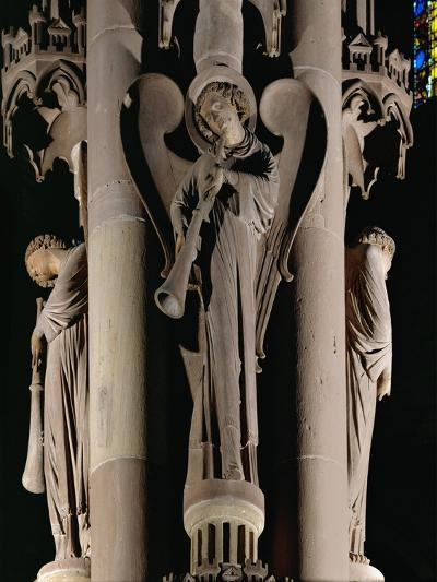 The Pillar of the Angels, Right Nave, 13th circa CE--Giclee Print