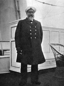 The Pilot During the Royal Yacht's Norwegian Trip of 1904