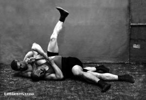 The Pin: Russian Wrestlers