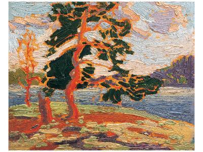 The Pine Tree-Tom Thomson-Premium Giclee Print