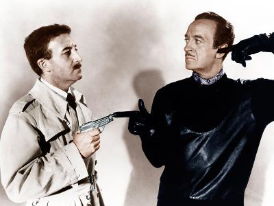 The Pink Panther, Peter Sellers, David Niven, 1963--Photo