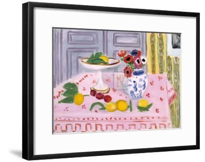 The Pink Tablecloth, c.1925-Henri Matisse-Framed Art Print