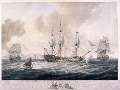 The Pitt, 1787--Giclee Print