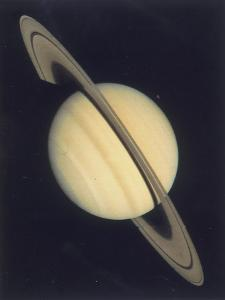 The Planet Saturn, 1980