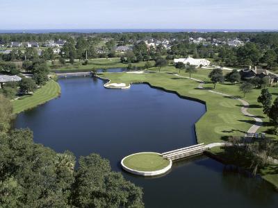 The Plantation Country Club, Jacksonville, Florida--Photographic Print