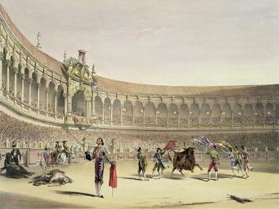 The Plaza of Seville, 1865-William Henry Lake Price-Giclee Print