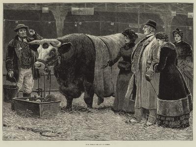 The Pleasure of Success-John Charles Dollman-Giclee Print