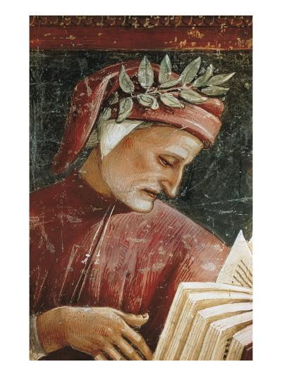 The Poet Dante-Luca Signorelli-Art Print