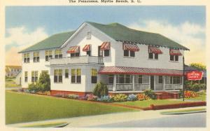 The Poinciana Motel, Myrtle Beach, South Carolina