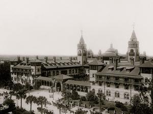 The Ponce De Leon, St. Augustine, Fla.