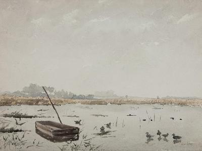 The Pond-Henri Duhem-Giclee Print