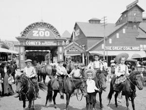 The Ponies, Coney Island, N.Y.