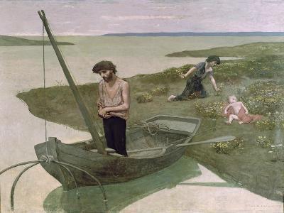 The Poor Fisherman, 1881-Pierre Puvis de Chavannes-Giclee Print
