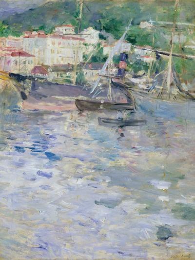 The Port, Nice, 1882-Berthe Morisot-Giclee Print