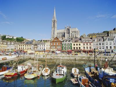 The Port of Cork City, Cork, County Cork, Munster, Republic of Ireland (Eire), Europe-Adina Tovy-Photographic Print