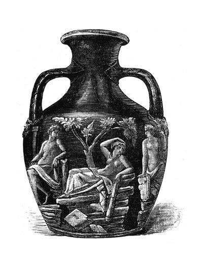 The Portland Vase, 1891--Giclee Print