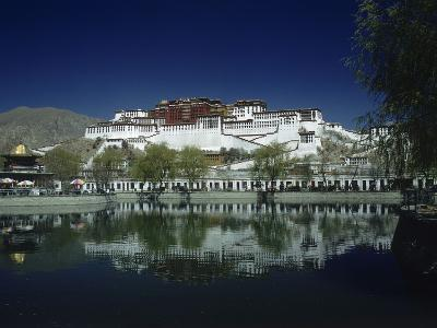 The Potala Palace--Photographic Print