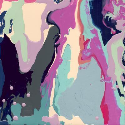 The Pour - Abstract-Jennifer McCully-Giclee Print