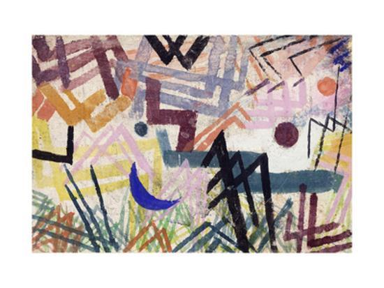 The Power Of Play In A Lech LandscapeBy Paul Klee