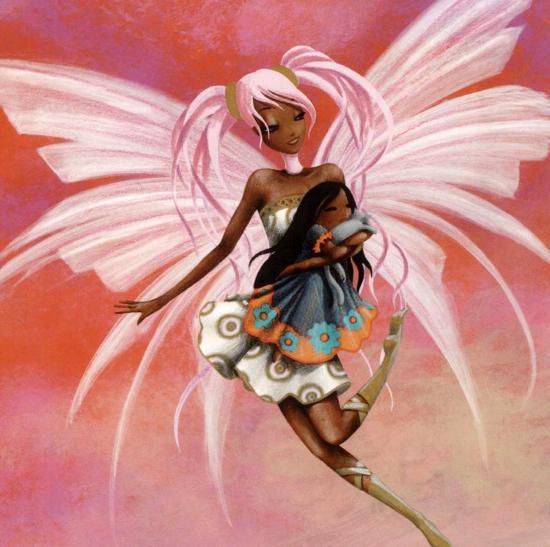 The Power of Yoani-Misstigri-Art Print
