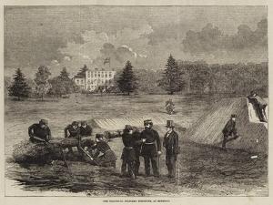 The Practical Military Institute, at Sunbury