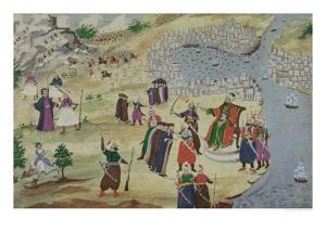 The Predicted Fall of Constantinople, from the Pictorial History of the Greek War of Independence